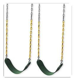 Eastern Jungle Gym 2 Outdoor Swing Seats for Playset Replace