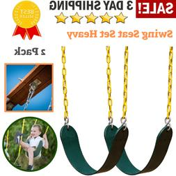 """Squirrel Products 2 Pack Heavy Duty Swing Seat  66"""" Chain Pl"""