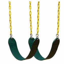 """Squirrel Products 2 Pack Heavy Duty Swing Seat - 66"""" Chain P"""