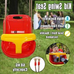 3-in-1 Baby Children Toddler Infant Swing Seat Safety Secure