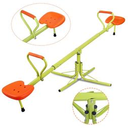 Rotation Outdoor Kids Seesaw 360 Degree Teeter Totter Swing