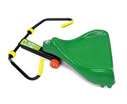 Super Flying Turtle - Green Scooter - Made in USA by Mason C