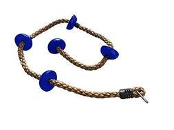 Summersdream Climbing Rope with Footrests - Swing-set Attach