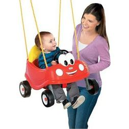 Little Tikes Cozy Coupe First Swing Infant Red Kids Comfort