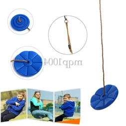 Daisy Disc Swing Seat Blue Set Playground Accessories Free R