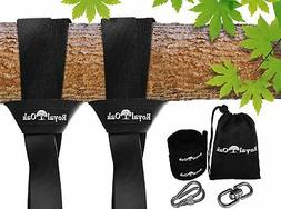 EASY HANG GrownUp Toys  TREE SWING STRAP X2 - Holds 4400lbs.