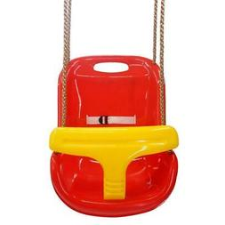 Baby Toddler Infant Swing Seat Safety Secure Hanging Kids Ou