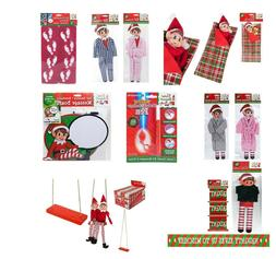 Elf Accessories Props Stock On The Shelf Ideas Kit Christmas