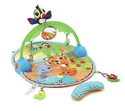 Little Tikes Baby Good Vibrations Deluxe Activity Gym with B