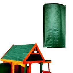 GREEN Swingset Shade Playground CANOPY Swing-N-Slide Replace