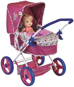 HOT!~~~Baby Strollers Alive Classic Pram Doll Toys &amp Game
