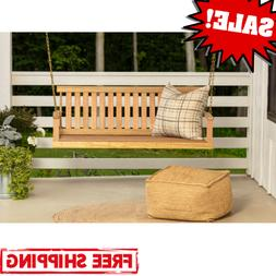 Jack Post Jennings Traditional 4-Foot Swing Seat with Chains