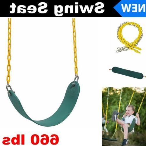 1 pack heavy duty swing seat swings