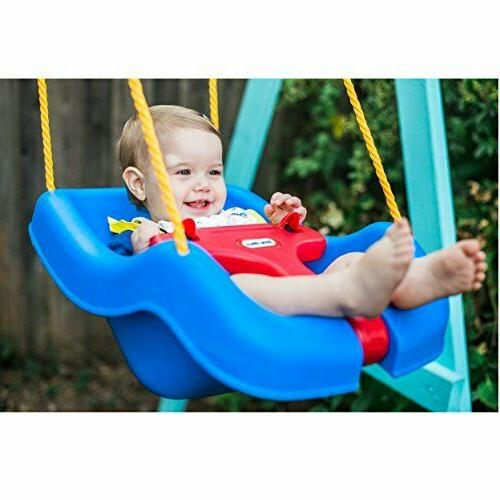 Child Play Toddler Swing Chair Little n Secure