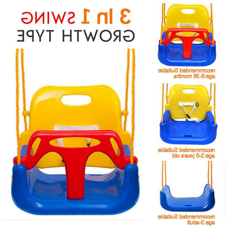 3 in 1 baby toddler infant swing