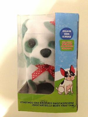 Electronic Robot Toy Puppy Dog Barking Spots