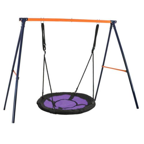 All-Steel All Weather Stand Combo and Web Tree Saucer 40 Inc