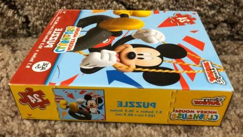 Mickey 24 Pieces Swinging Sealed