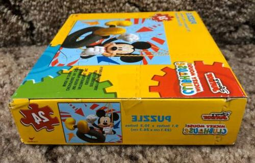 Mickey 24 Pieces Swinging New Sealed