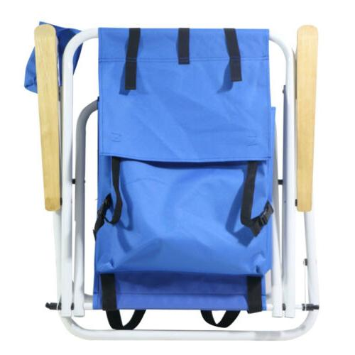 New Backpack Folding Portable Solid