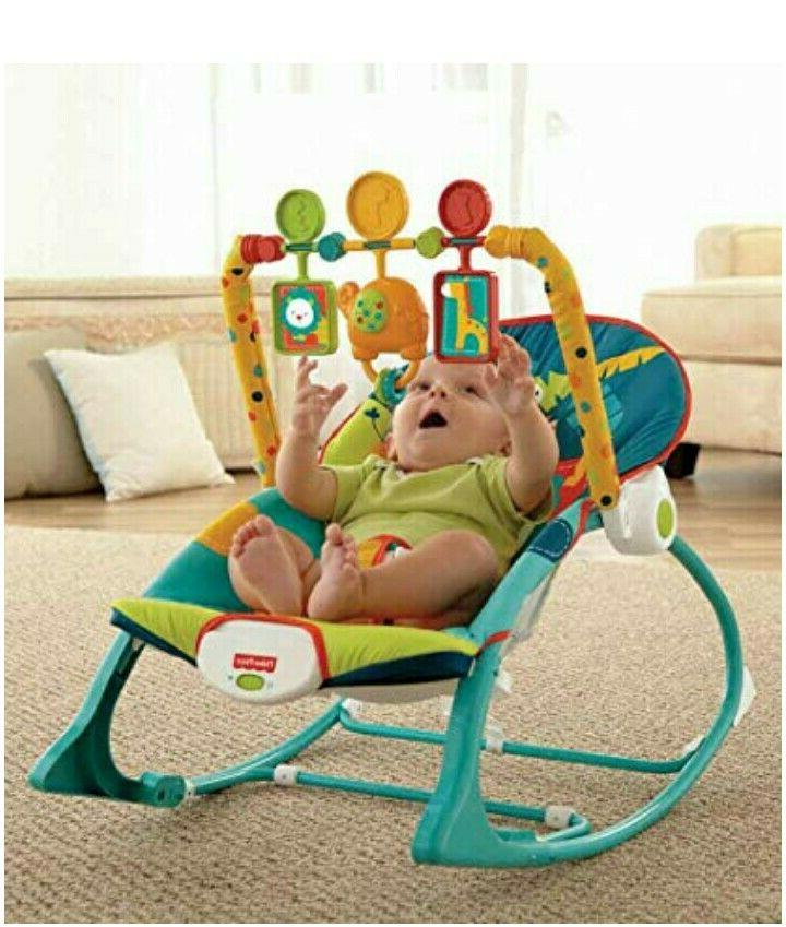 Portable Swing For Newborn Baby Toys And Vibration Infant Ne
