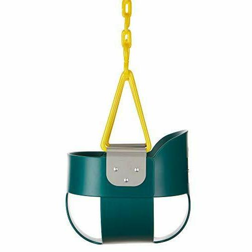 Squirrel Product Back Seat Triangle Green