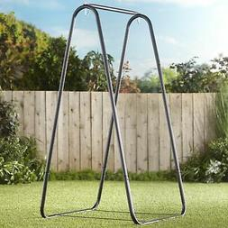 Metal Hammock A-Frame Chair Stand - Swinging Seat Replacemen