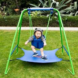 Sportspower My First Toddler Swing with Bouncer