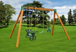Eastern Jungle Gym Easy 1-2-3 A-Frame 2 Brackets for Swing S