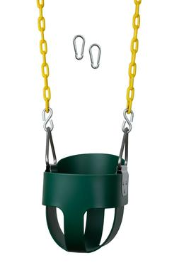 New Bounce Outdoor Baby Toddler Swing Seat  with Heavy Duty