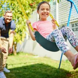 Outdoor Heavy Duty Swing Seat Set Kids Play Hanging Replacem
