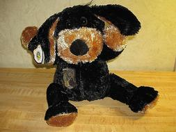 """PUPPET PLUSH """"TROOPER DOG""""  UNITED STATES AIR FORCE  WITH SW"""