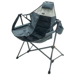 Rio Brands Swinging Hammock Chair Adjustable to Sit Up or Do