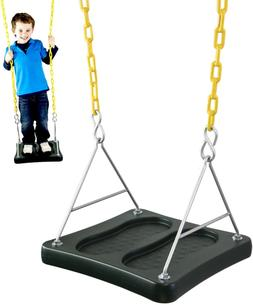 Squirrel Products Stand & Swing- Swing Set Accessories Swing