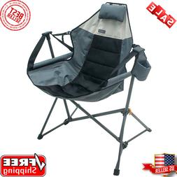 Rio Brands Swinging Hammock Chair Easy Setup, Compact and Po